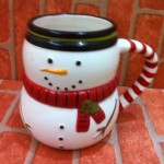 Christmas range includes mugs